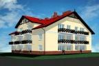 Gotowy apartament w Stegnie nad morzem