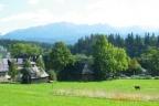Widokowa działka Zakopane - Poronin - F-ra Vat 23% - poanorama na Tatry