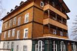 Zabytkowy pensjonat dom rodzinny Zachełmie Karpacz Szklarska Poręba Kaizer Wilhelmbaude , DW Barbara