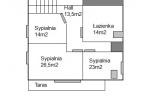 Komfortowy dom całoroczny 220m2, na działce leśnej 2200m2 - Sokolniki-Las