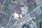 Teren handlowo usługowy przy DK 1, S5 z budynkami bdb lokalizacja