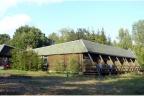 Ośrodek wypoczynkowy nad jeziorem - Puszcza Augustowska