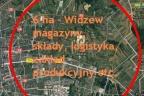 Przemysłowa 6 ha z WZ - magazyny, produkcja etc.- Łódź Widzew Olechów