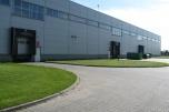 Nowoczesne centrum logistyczne Warszawa