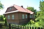 Dom drewniany i 1,5 h ziemi w spokojnej okolicy - idealne miejsce agroturystyczne