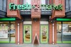 Freshmarket narożny lokal w ciągu komunikacyjnym, gęsta zabudowa mieszkalna, rentowność 8,26% netto
