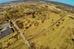 Teren inwestycyjny z bocznicą kolejową w Ełku