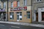 Lokal na parterze 175 m2 przy głównej ulicy w Szczytnie