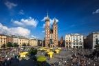 Kamienica przy rynku głównym Kraków
