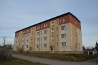 Blok 24 mieszkania, 1500 m² pow. użytkowej, 100 Eur/m², do remontu, działka 4800 m² 25km od Szczecin