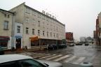 Hotel w Malborku centrum miasta