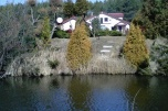 Agroturystykę 25ha - 250.000.m2. Stawy rybne produkcyjne. Nowy Dom 385m2.