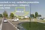 Działka przemysłowo - usługowa - Szczecinek - Specjalna Strefa Ekonomiczna