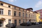 Budynek w centrum Łodzi 1100 mkw powierzchni użytkowej. Wynajmowany komercyjnie.