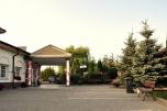 Stacja paliw wraz ze sklepem, barem, restauracja i motelem
