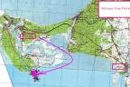 Świnoujście- wyspa Karsibór. 64 ha pod sady, plantacje, użytki zielone, pastwiska...