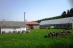 Gospodarstwo rolne z budynkami gospodarczymi w Głobinie
