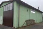 2 hale magazynowe + budynek biurowo-mieszkalny k/Łodzi