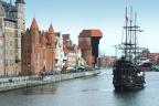 Kamienica w centrum Gdańska