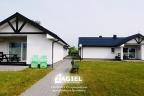 Ośrodek wypoczynkowy - domki letniskowe oraz dom