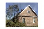 Krynki - drewniany domek na sprzedaż