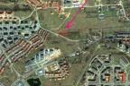 Gdańsk Chełm-Poł. O,2 ha gruntu pod usługi  i szeregowce