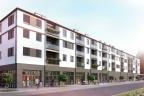 Nowe lokale handlowe w ścisłym centrum Nowej Soli - os. Fredry