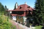 Hotel w austriackich Alpach