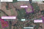 Gospodarstwo rolne 10,4 ha, stareńki dom po remoncie + budynki- Warmia, Orneta/ Pieniężno