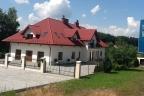 Obiekt komercyjny przy drodze krajowej nr 94, w Zgłobicach , gmina Tarnów, woj. małopolskie, sprzedam