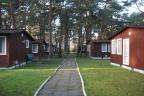 Ośrodek wczasowy w nadmorskiej miejscowości (działka o powierzchni 24 000 m2), blisko morza