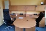 Biuro na Pradze
