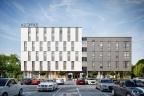 Działka o pow. 5459 m 2 we Wrocławiu, z wynajętymi budynkami oraz z pozwoleniem na budowę