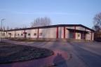Hala produkcyjno-magazynowa, centrum logistyczne