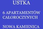 6 apartamentów nad morzem, Ustka - wysoki dochód