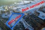 Działka inwestycyjna pod wyciągiem w Wiśle