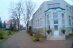 Obiekt użytkowy z domem mieszkalnym w centrum Słupska