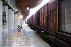 Centrum logistyczne/magazynowe z bocznicą kolejową