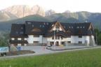 Hotel z widokem na Giewont o pow.3694,00 m2 z restauracją, spa, z garażami podziemnymi