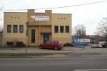 Atrakcyjna działka - hale magazynowe, budynek biurowy
