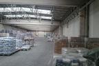 Hala przemysłowa + plac