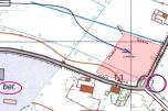 40% taniej od sąsiednich działek. Gdańsk - Rafineria. 1,4 ha z planem: produkcyjno- skład.- usług.- h