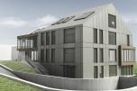 Projekt budowlany biurowiec z pozwoleniem Kraków Bonarka