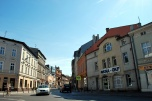 Kamienica w centrum Gliwic