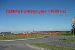 Sprzedam działkę inwestycyjną 11685 m2 w Siechnicach