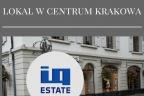 Lokal użytkowy o pow. ok. 405 m2 w okolicach Rynku Głównego w Krakowie