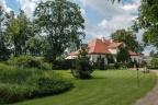 Dworkowy kompleks hotelowo/restauracyjny 1200m2/2,5 ha parku - kort tenisowy, staw, starodrzew