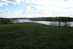 Działka rolna nad jeziorem pod budowę pensjonatu przy przejściu granicznym Ogrodniki