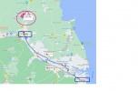 0,43 ha z planem zagosparowania pod stacje paliw, fabryki, usługi - Reda/ Rekowo Grn.