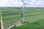 15%/rok, działająca elektrownia wiatrowa 4 MW